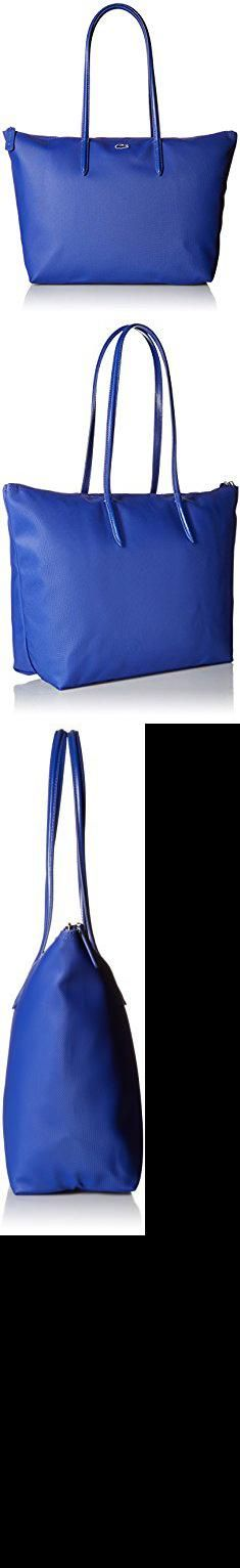 Lacoste Bags. Lacoste L.12.12 Concept Large Shopping Bag, Surf the Web.  #lacoste #bags #lacostebags