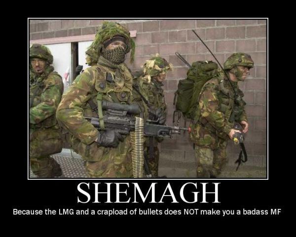 Bad ass hd military wallpapers | Tags: badass , lmg ...