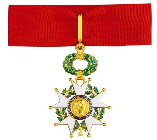 Médaille de la Légion d'Honneur  Grade Commandeur