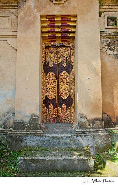 Door Bali by john white photos, via Flickr