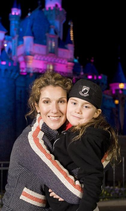 A life in the spotlight: 47 photos of Canadian megastar Celine Dion - HELLO! Canada