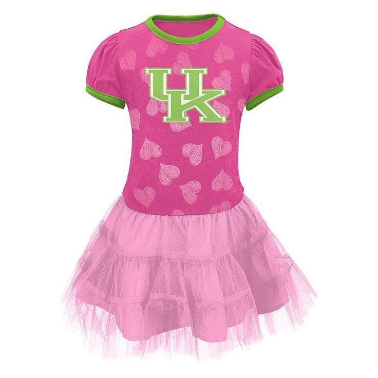Baby Kentucky Wildcats Tutu Dress, Infant Girl's, Size: 18 Months, Pink