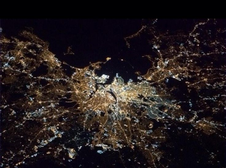 From space, shimmering city by the sea...beautiful #Boston! A world of thanks for a magical evening! @WheelockCollege