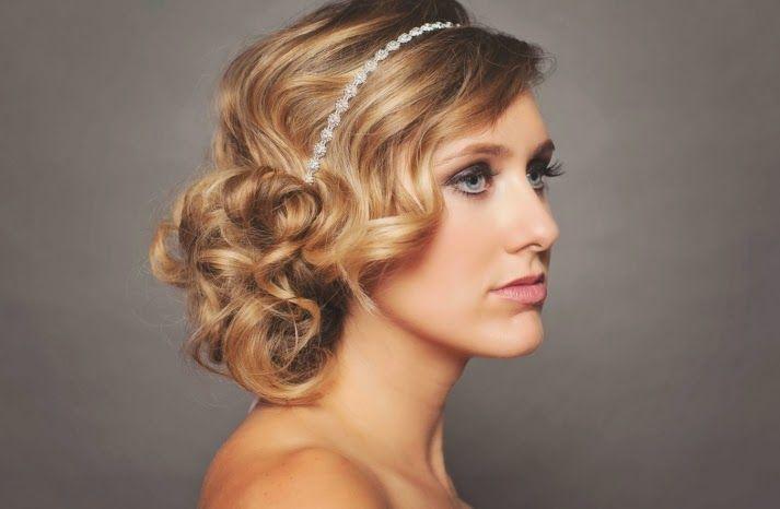 Penteado para a noiva