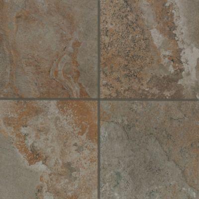 Mohawk Flooring S Tarvisio Tile In Everest Brown Tile