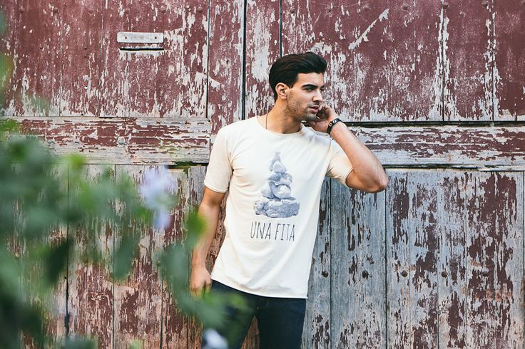 www.rupitmallorca.com   #modaecologica #tshirt #fashion #mensclothing