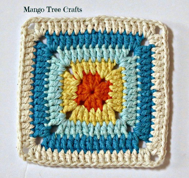 Sizlere bu ücretsiz örgü bebek battaniyesikare tığ işi motifi anlatmak istiyorum. Sonbahar renkleri, yaz renkleri ile cıvıl cıvıl hazırlayacağınız bu tığ