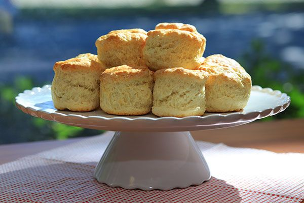Bake tea scones from a technical challenge recipe on The Great British Baking Show with KVIE! The Great British Baking Show returned to KVIE with a brand new season and brand new challenges (wait until you see the bread sculptures!) on July 1, 2016.
