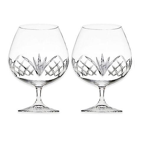 godinger dublin reserve brandy glasses set of 2