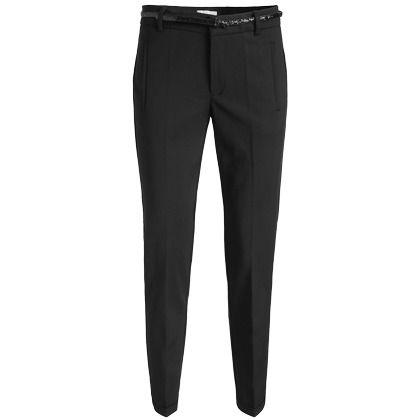 Le pantalon noir, plus classique, mais pas moins chic! Parfait pour celles qui ne souhaitent pas porter de robe pour un dîner romantique! Dès 59,99€. Il se trouve ici: http://stylefru.it/s950167 #pantalon #noir #chic #saintvalentin