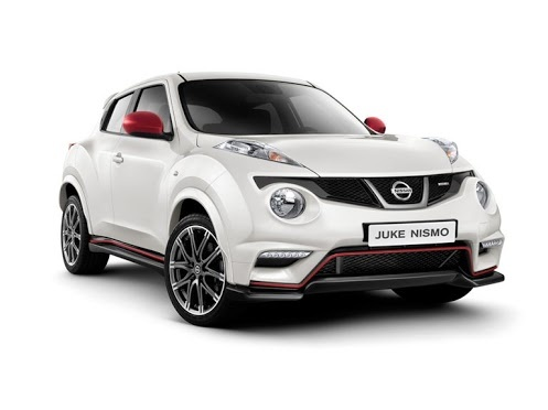 The Nissan Juke Hatchback
