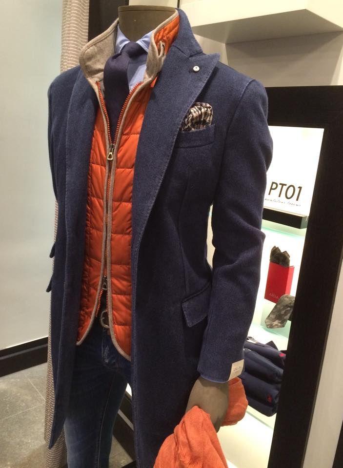 "refinedcoast: "" Choice lapels on this L.B.M. 1911 topcoat. """