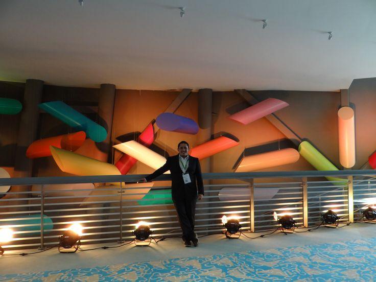 Aly de Godinez, Expo Bancomer Santa Fe