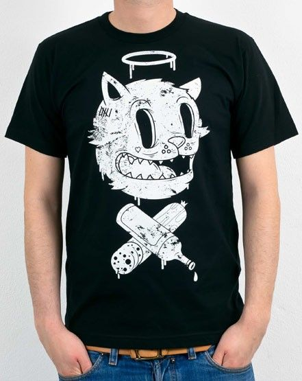 9 lives - design by Dudes Factory
