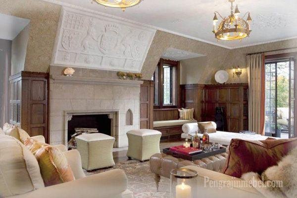gambar ruangan keluarga yang indah