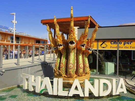 Stand THAILANDIA