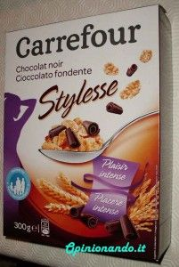 Carrefour Stylesse Cioccolato Scatola Front