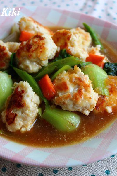 鶏胸肉とはんぺんの丸めチーズ焼き by Kikiさん | レシピブログ - 料理 ...