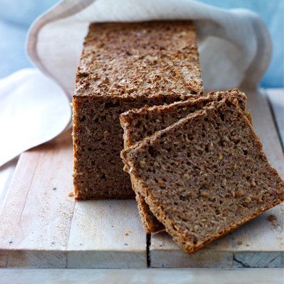 Rye bread from 'The Nordic Diet'