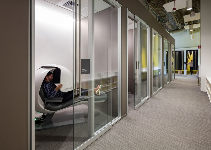 574 best offices images on pinterest for Office nap pod