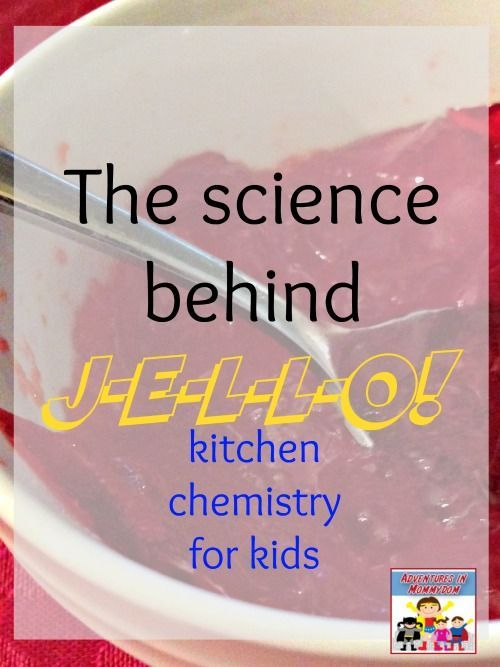 The O'jays, Chemistry For Kids