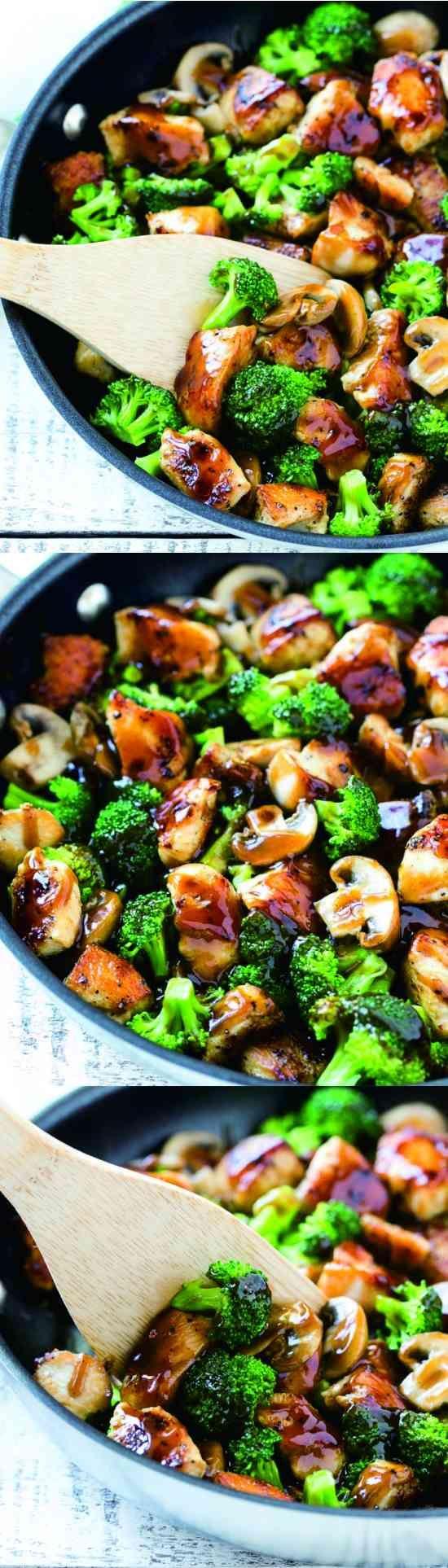 Best 25 Broccoli Stir Fry Ideas On Pinterest  Chicken -4440
