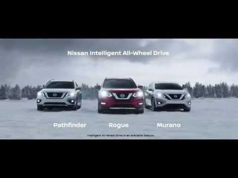 Nissan Rogue 2017 The Return of the Snowman