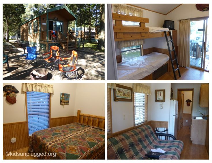 "A Weekend of ""Glamping"" at the Sea Pirate Campground"