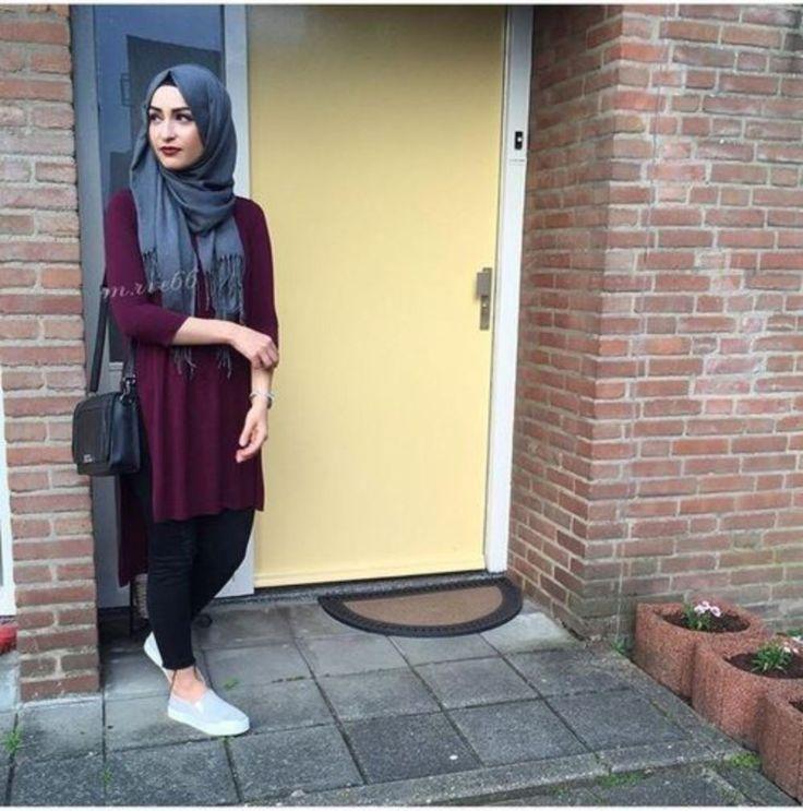 Beautiful hijab fashion to copy right now (13) - Fashionetter