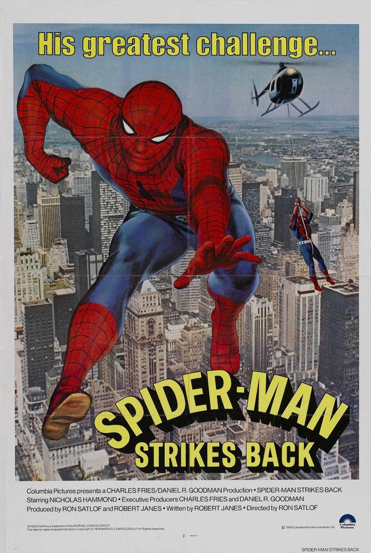 The Amazing Spider-Man 1970s Live Action TV Show / Nicholas Hammond