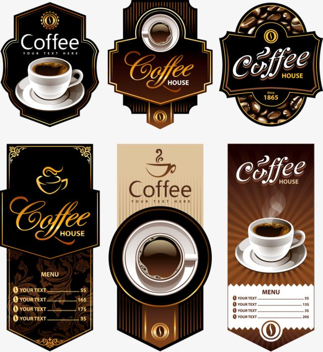 Vector Coffee Poster Poster Coffee Posters Cup Png Transparent Clipart Image And Psd File For Free Download Coffee Design Coffee Label Coffee Shop Menu