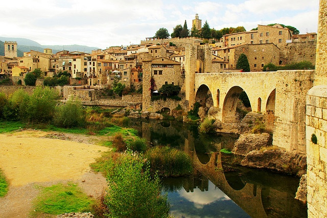 Besalù (Catalonia, Spain)Adventure, Europe, Besalu, Places I D, Gerona, Catalonia Spain, Recorr Spain, Besalù Catalonia, Querida España