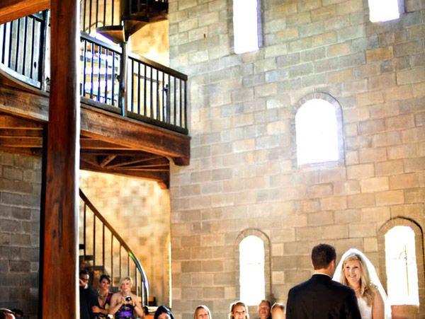 Florida wedding venue: Castle Otttis in St. Augustine | Photo: Life and Love Studio