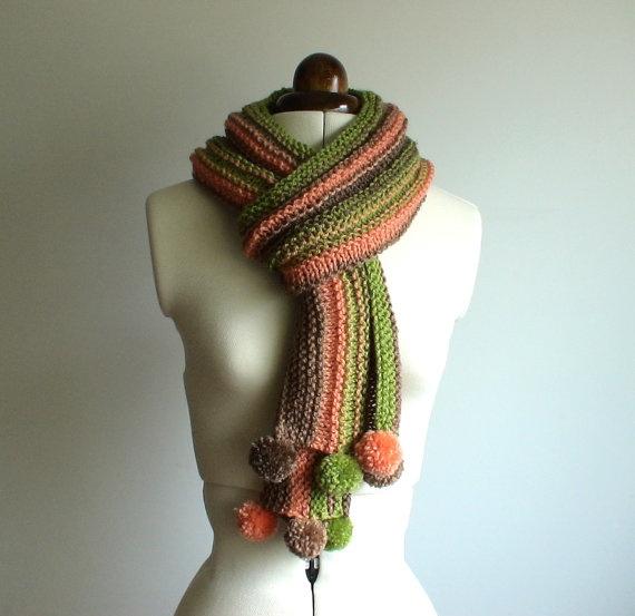 Oversized Merino Wool Scarf - LADY OPALE 10 by VIDA VIDA PkxU7