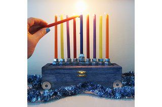 How to Recite the Three Hanukkah Blessings | eHow