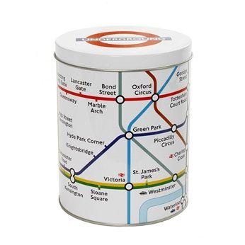 Blik underground Londen