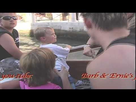 Barb & Ernie's resting travel: Venice city of love & romance. By: Barb & Ernie