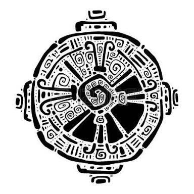 Resultado de imagen para simbolos aztecas y su significado