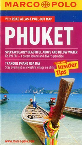 From 1.99:Phuket Marco Polo Guide (marco Polo Travel Guides)