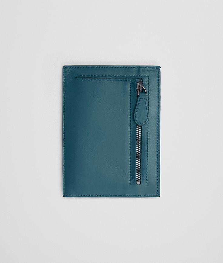 Bottega Veneta® - ブライトン イントレチャート カーフ カードケース
