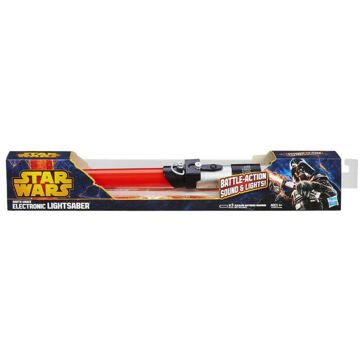 Star Wars Darth Vader Electronic Lightsaber Toy - $49.98