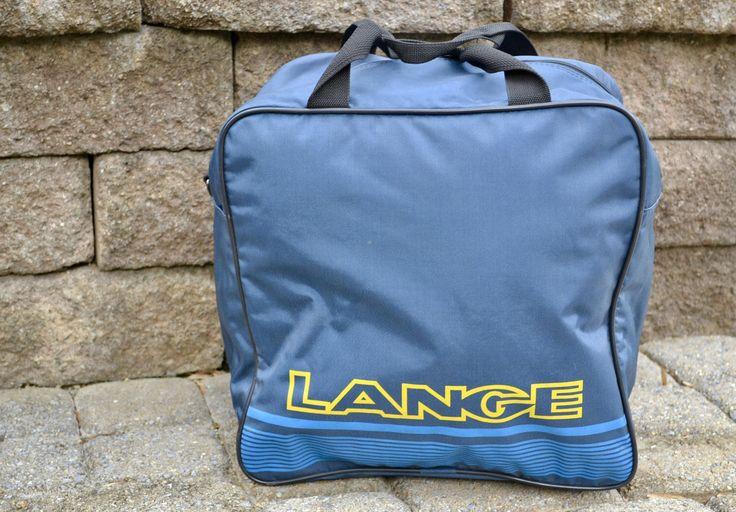 A personal favorite from my Etsy shop https://www.etsy.com/listing/503343386/vintage-lange-ski-boot-bag-retro-ski-bag
