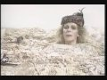 """Billie Whitelaw in the final moments of Samuel Beckett's """"Happy Days"""""""