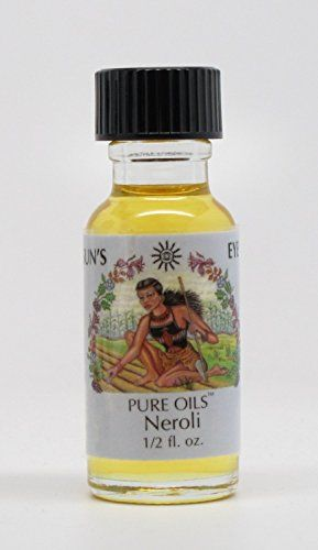 Neroli  Suns Eye Pure Oils  12 Ounce Bottle *** Check out this great product.