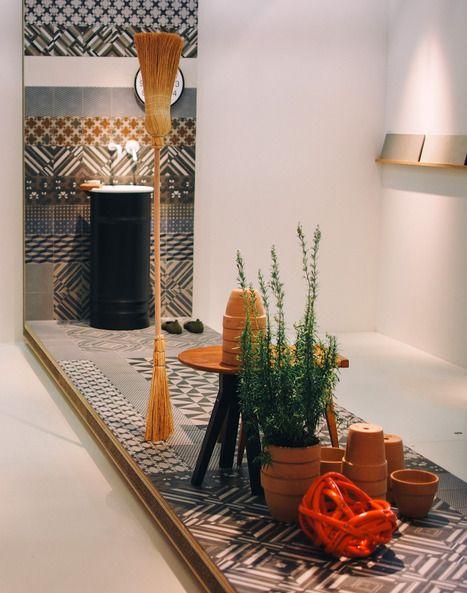 Mutina Azulej Tiles by Patricia Urquiola
