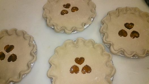 Celebrate the long weekend with some scrumptious apple pie! #YYC #Calgary