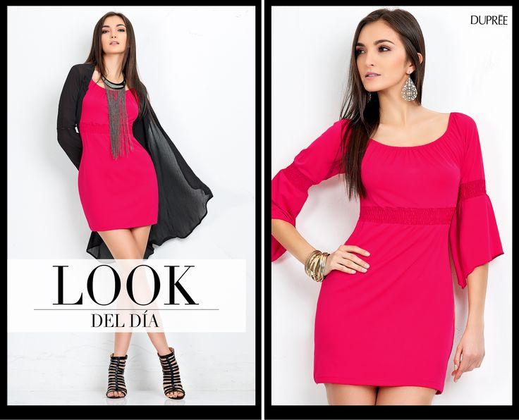 Look del día. #Moda #Tendencia Dupree Colombia