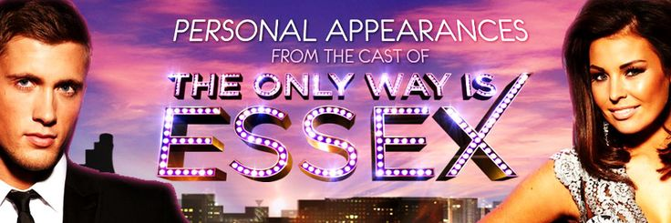 Personal Appearances by TOWIE cast!