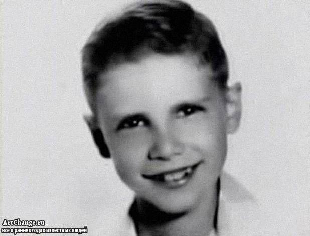 Харрисон Форд - биография ранних лет, детские фото (Harrison Ford) | Вспомним былое