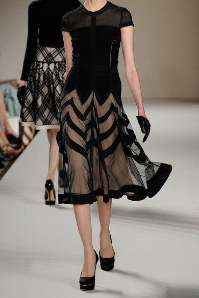 Romy silk dress